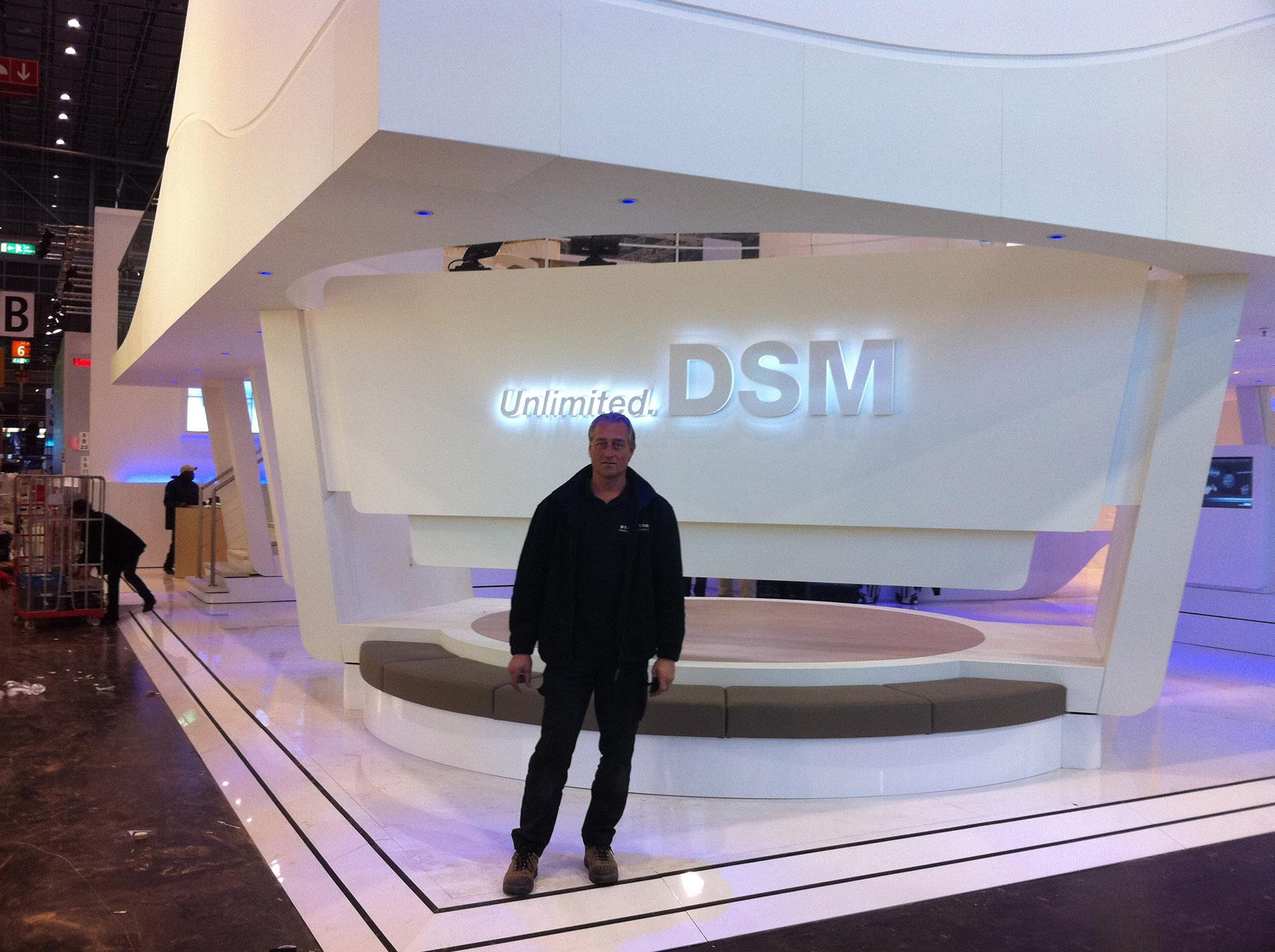 DSM K messe Dusseldorf